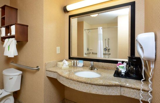 Zimmer Hampton Inn and Suites Durham-North I-85 NC