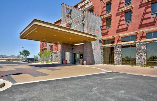 Außenansicht Hampton Inn and Suites Scottsdale-Riverwalk