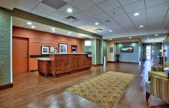 Hotelhalle Hampton Inn and Suites Scottsdale-Riverwalk