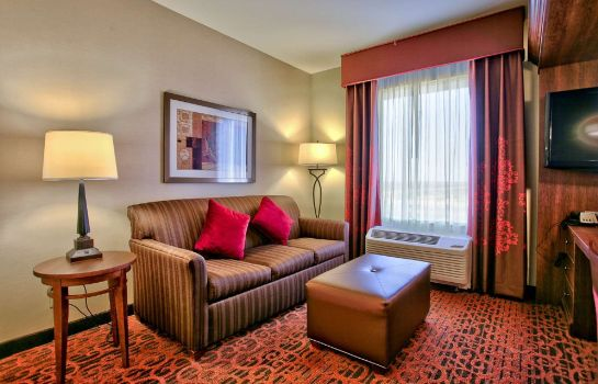 Zimmer Hampton Inn and Suites Scottsdale-Riverwalk