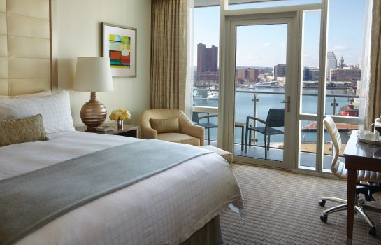 Kamers Four Seasons Hotel Baltimore