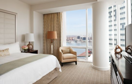 Room Four Seasons Hotel Baltimore