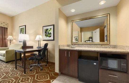 Hotel-Bar Hampton Inn - Suites San Luis Obispo