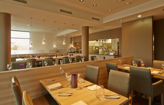 Restaurant 1 The Rilano Hotel Cleve City