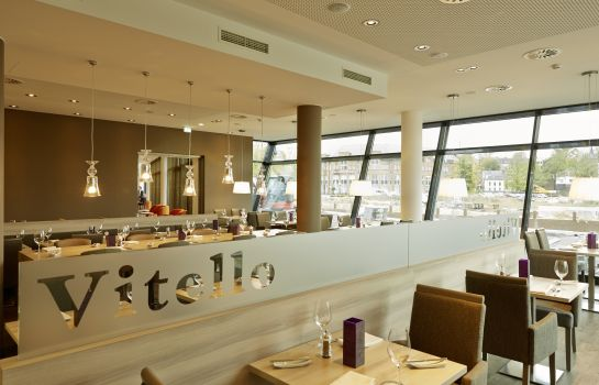 Restaurant The Rilano Hotel Cleve City