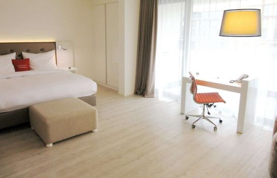 Zimmer The Rilano Hotel Cleve City