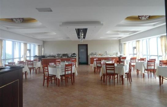 Restaurante GreenTree Alliance Rugao Jiuhua Bus Station Hotel Domestic only
