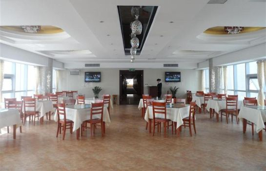 Ristorante GreenTree Alliance Rugao Jiuhua Bus Station Hotel Domestic only