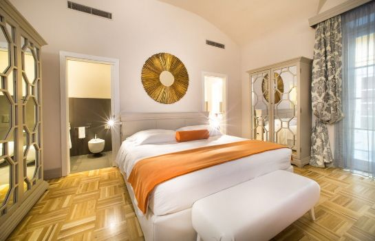 Standardzimmer Firenze Number Nine Wellness Hotel