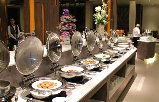 Ontbijtbuffet Maple Hotel