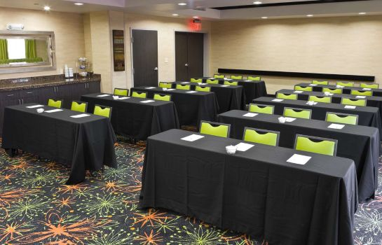 Conference room Hampton Inn and Suites Tulsa-Central OK