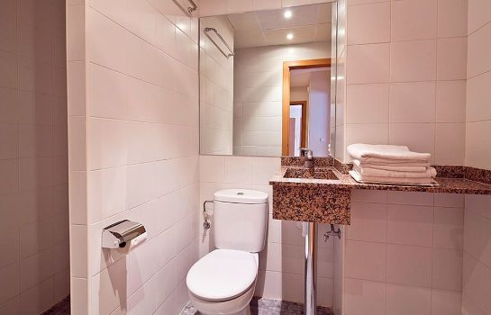 Bathroom Apartments Sata Olimpic Village Area