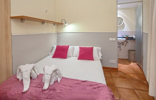 Standard room Apartments Sata Park Güell Area