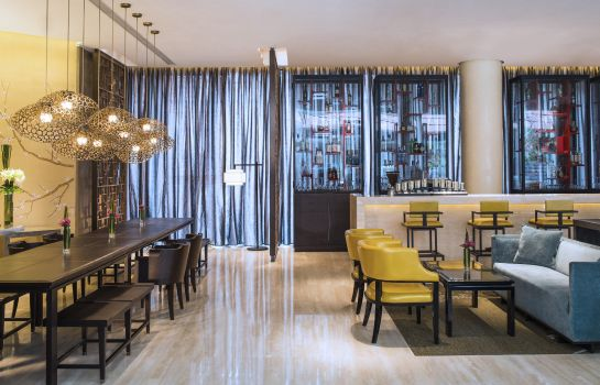 Hotel bar Twelve at Hengshan a Luxury Collection Hotel Shanghai