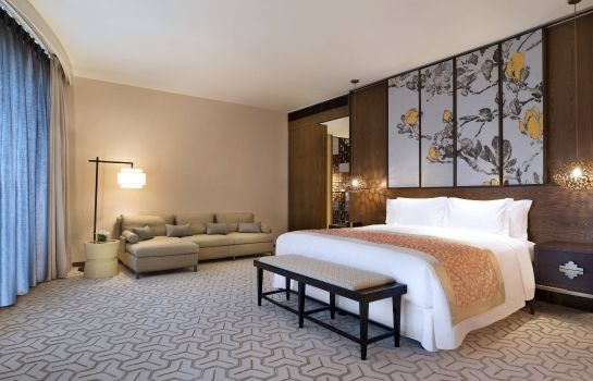 Suite Twelve at Hengshan a Luxury Collection Hotel Shanghai