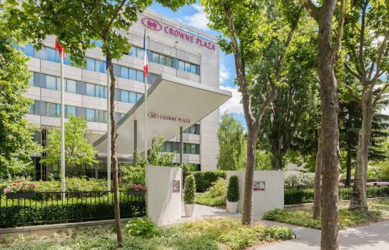 Vista exterior Crowne Plaza PARIS - NEUILLY