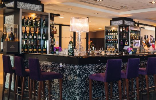 Bar del hotel Crowne Plaza PARIS - NEUILLY