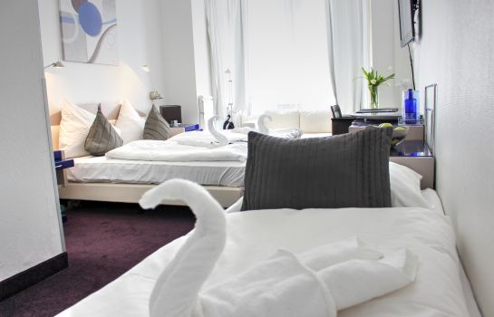 Triple room Plenus Boutique Hotel
