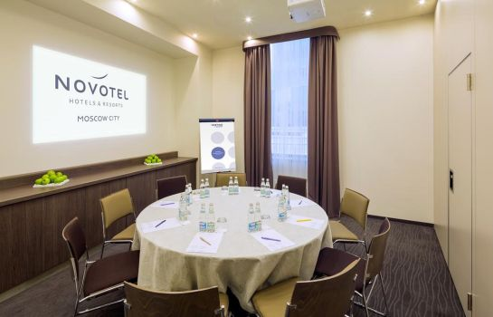 Events Novotel Moscow City