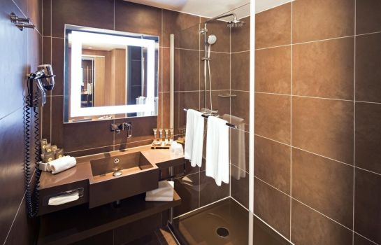 Bathroom Novotel Moscow City