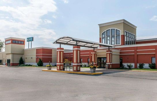 Buitenaanzicht Quality Inn and Suites Mattoon