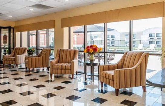 Hotelhalle Quality Inn & Suites Mattoon