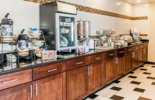 Restaurante Quality Inn & Suites Mattoon