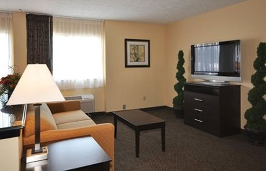 Suite Quality Inn & Suites Mattoon