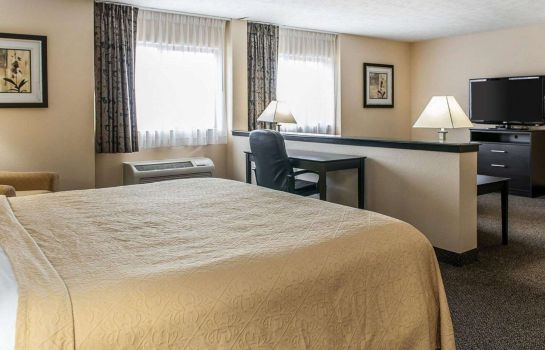 Suite Quality Inn and Suites Mattoon