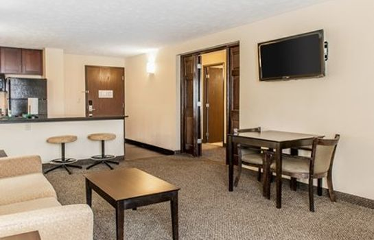 Pokój Quality Inn & Suites Mattoon