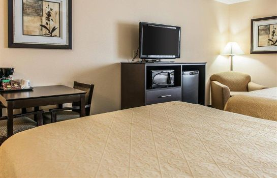 Pokój Quality Inn and Suites Mattoon