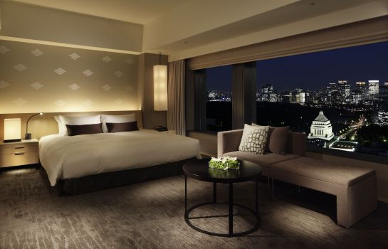 Chambre double (standard) The Capitol Hotel Tokyu