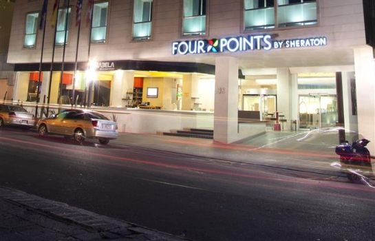 Außenansicht Four Points by Sheraton Mexico City Colonia Roma