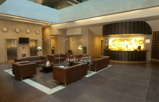 Hotelhalle Four Points by Sheraton Mexico City Colonia Roma