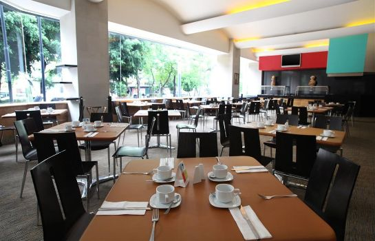 Restaurant Four Points by Sheraton Mexico City Colonia Roma