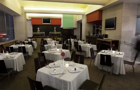 Restaurante Four Points by Sheraton Mexico City Colonia Roma