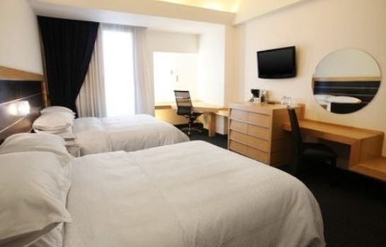 Zimmer Four Points by Sheraton Mexico City Colonia Roma