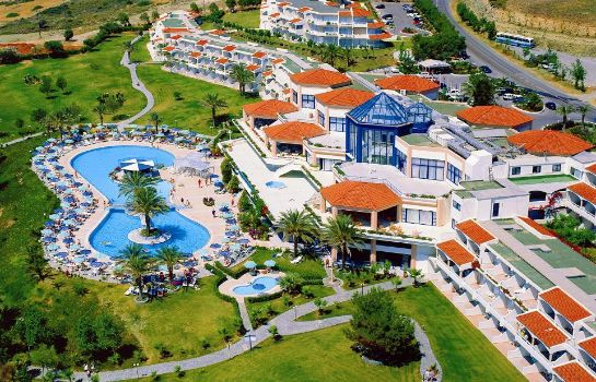 Vista esterna Rodos Princess Beach Hotel