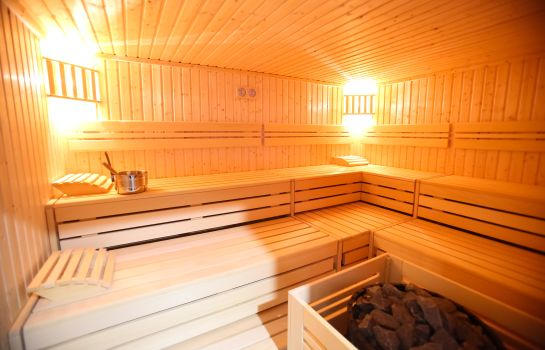 Sauna All Suites Appart Hotel Orly-Rungis