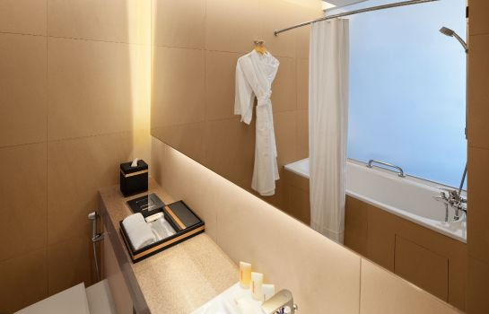 Bathroom Ramada by Wyndham Singapore At Zhongshan Park