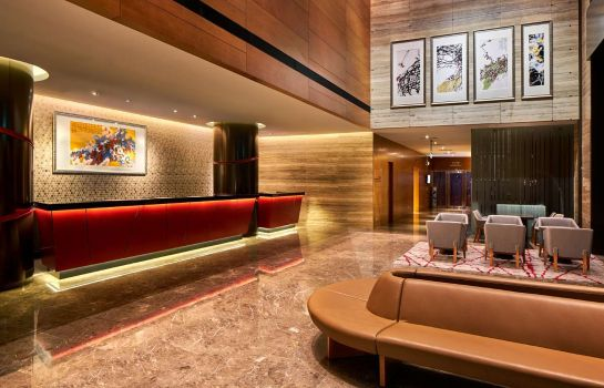 Lobby Ramada by Wyndham Singapore At Zhongshan Park