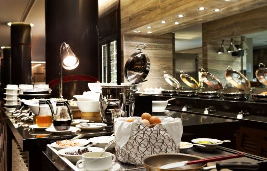 Breakfast buffet Ramada at Zhongshan Park