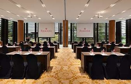 Conference room Ramada at Zhongshan Park