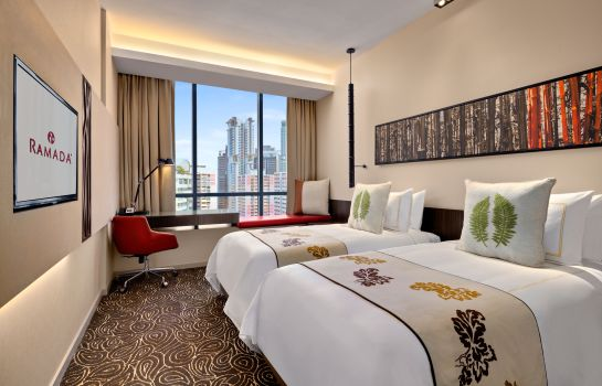 Single room (standard) Ramada by Wyndham Singapore At Zhongshan Park