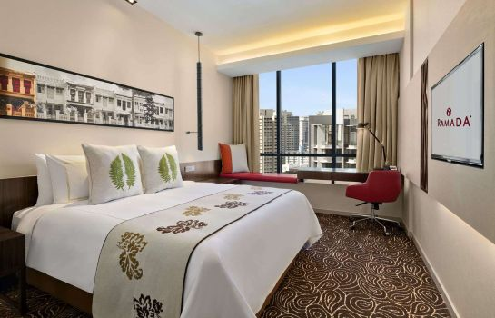 Room Ramada by Wyndham Singapore At Zhongshan Park