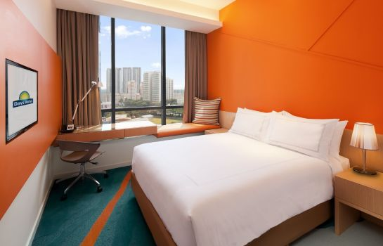 Single room (standard) Days Hotel Singapore at Zhongshan Park