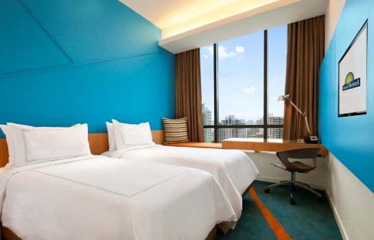 Doppelzimmer Komfort Days Hotel Singapore at Zhongshan Park