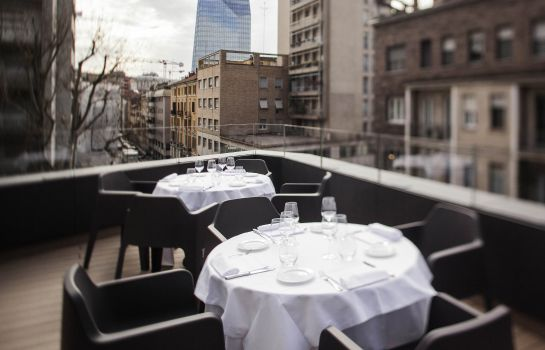 Restaurant LaGare Hotel Milano Centrale - MGallery by Sofitel