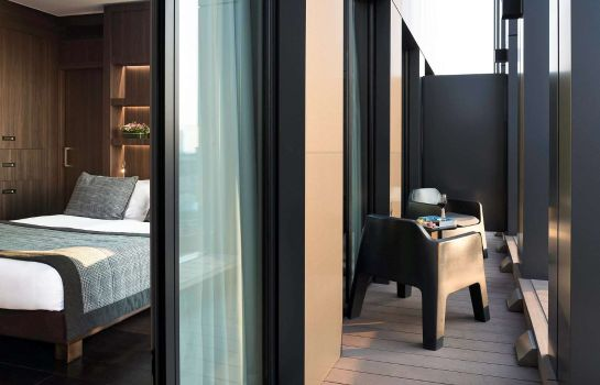 Zimmer LaGare Hotel Milano Centrale - MGallery by Sofitel