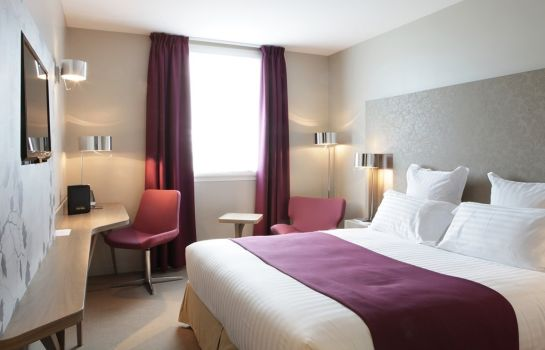 Chambre Best Western Plus Paris Vélizy